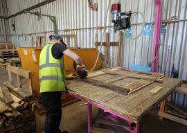 Bespoke New Life Pallets