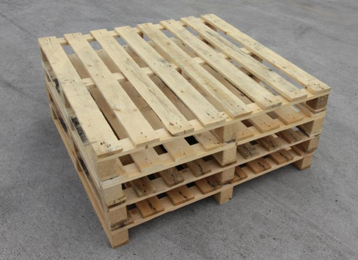 New Wood Pallets The Pallet Company