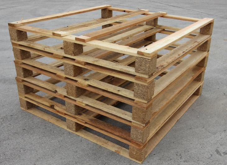 New Wood Pallets | The Pallet Company