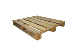 Three Leg Reconditioned Pallets (Heavy)