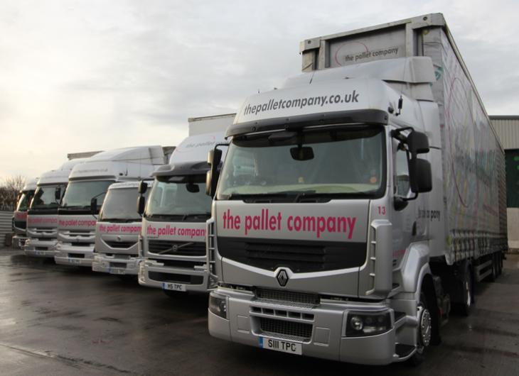 Pallet Collection Service | The Pallet Company