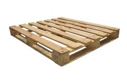 Grade A Long Board Perimeter Base Pallet