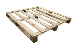 Medium Weight Four Way Three Leg Pallet